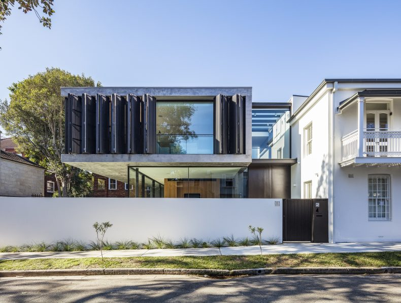 Double Bay House